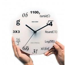 שעון קיר  נוסחאות